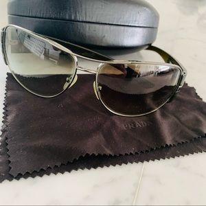 Prada Aviator frame sunglasses for Men